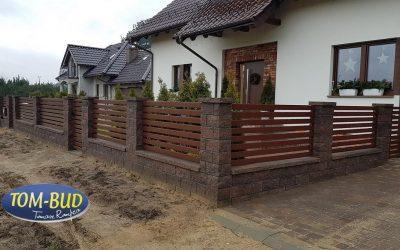 Jakie ogrodzenie frontowe wybrać ?? Planujemy wybór ogrodzenia na lata…..